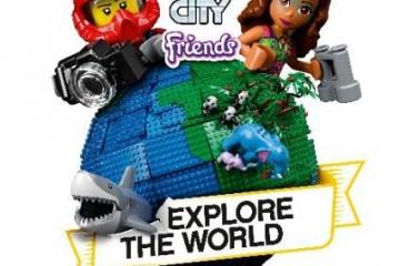 """开启神秘的深海与丛林探险,把""""世界""""带回家"""
