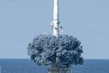 在火箭上打广告,酷客白冠名长征十一号火箭发射成功!