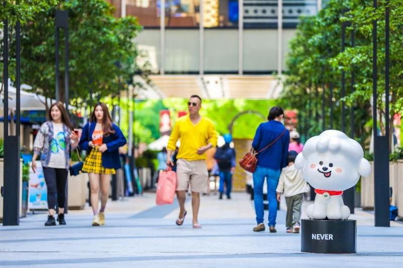 上海港汇恒隆广场66尊享周燃力开启插图(6)