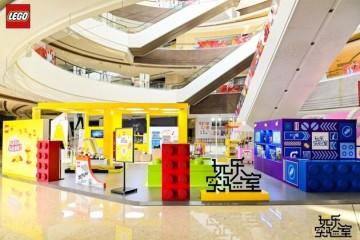 大开脑洞,玩点新的!全新乐高®玩乐实验室让数字科技和拼搭融合,开启玩乐购物新体验